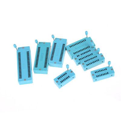 14/16/18/20/24/28/32/40 pin IC Test Universal ZIF Socket H&J 3