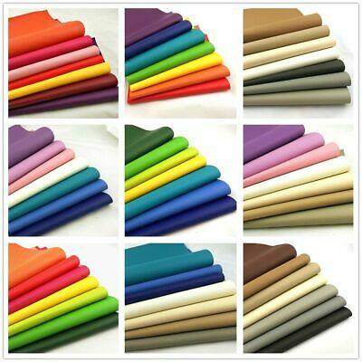 PU Leather Fabric Faux Leather For Sewing Bag Clothing Sofa Car Material DIY 4