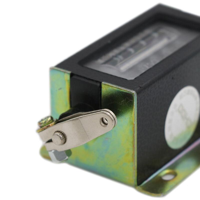Noir boîtier en plastique 0-99999 Réinitialisable COURSE à 5 chiffres pull comptoir