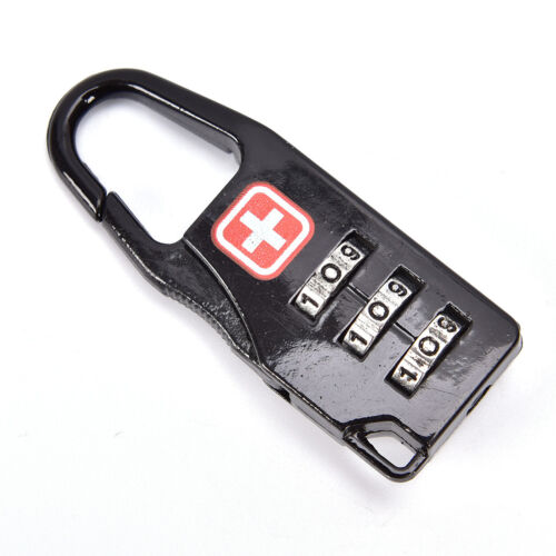 Luggage Suitcase Travel Security Lock 3 Digit Combine For TSA TICA