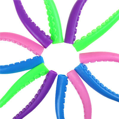 Environment Friendly Octopus Tentacles Finger Puppet Story Mini Finger Toy TR FD