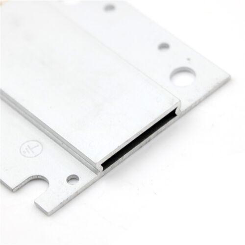 AC 220V 100W Aluminum PTC Heater Thermostat Heating Plate constant temperatu ZY