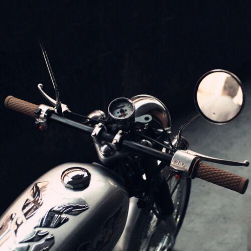 2 Stücke 22mm gummi lenker handgriff stangenende für motorrad fahrrad cafeZJP