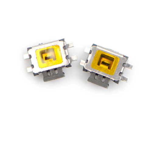 10pcs YD-3414 4Pin SMD Turtle type Tact Power Side Switch ButtonCN JMDE RSDE