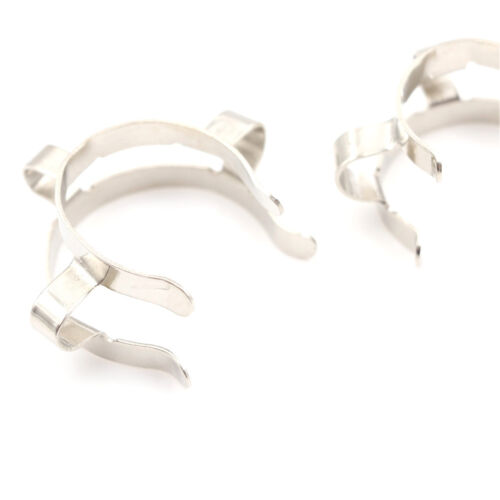 14/19/24/29/34/45 Stainless Steel Clip Keck Clamp for Glass Ground Joint nh 5