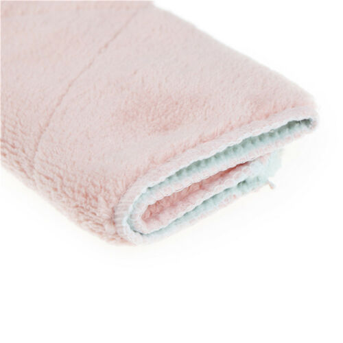 6pcs Anti-grease Dishcloth Duster Wash Cloth Hand Towel Cleaning Wiping Rags@J 10