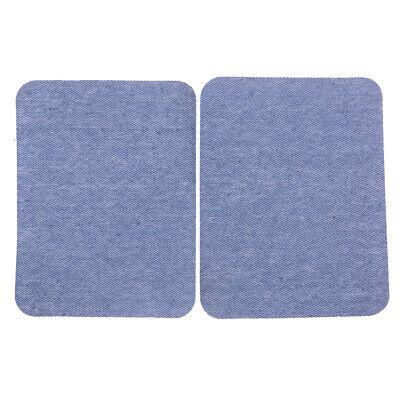 6X Assortiment De Réparation De Jeans En Coton 3Color Fer Sur Denim Patch CBGS 8