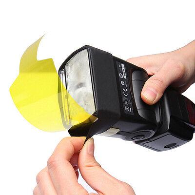 FLash/Speedlite/Speedlight Color Gels Filter 20pc w/Gels-Band kit  T as 2