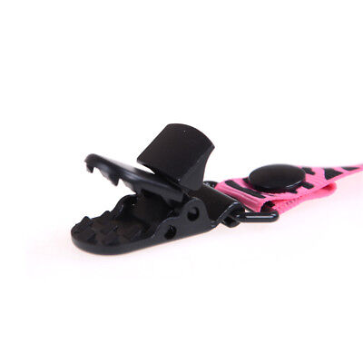 Baby Anti-lost Hot Clip Holder Dummy Pacifier Soother Nipple Strap Chain jt 8