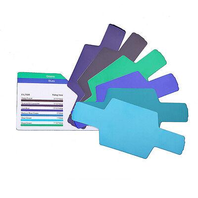 FLash/Speedlite/Speedlight Color Gels Filter 20pc w/Gels-Band kit  T as 4