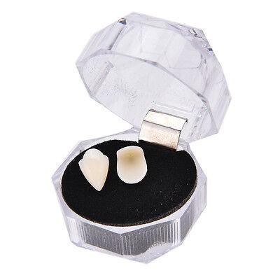 Halloween vampiro sanguinante con denti di dentiera PB 6