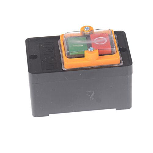 EIN//AUS Wasserdichter Druckschalter für Werkzeugmaschine MAX 10A 380V Nice rf