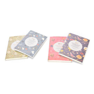 1X Charming Adorable Cartoon Small Notebook Handy Notepad Paper Notebook S6