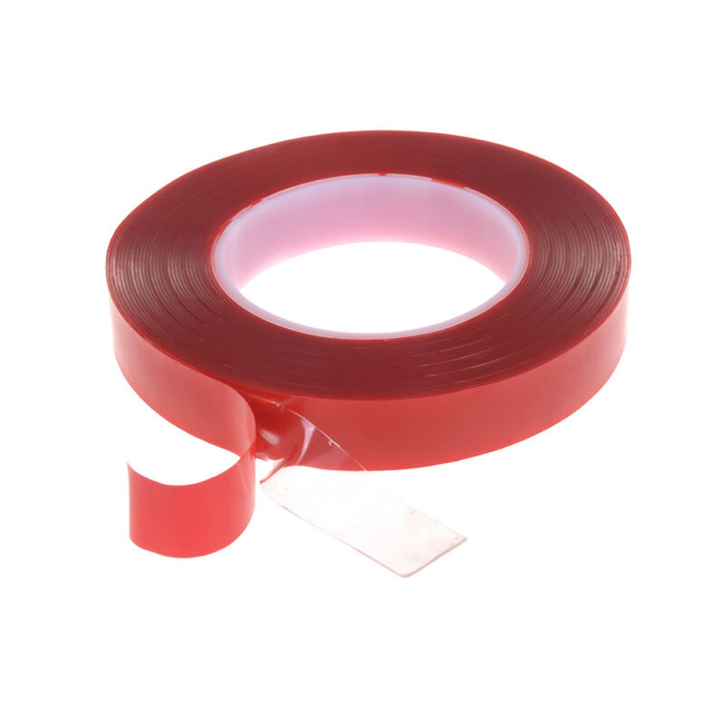 Le gel acrylique de haute résistance adhésif double face aucun ruban VHB d'au IY 3