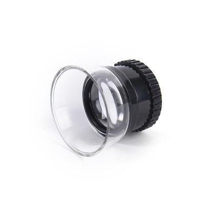 15X Mini Monocular Magnifying Glass Loupe Lens Jeweler Tool Eye Magnifier FHV 6