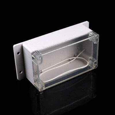 158x90x65mm Clear Waterproof Plastic Electronic Project Box Enclosure  Case GS 4