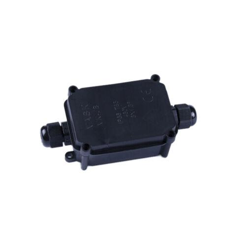 IP66 Waterproof Outdoor Enclosure Case Electrical Junction Box 2Way Terminal Kr 2