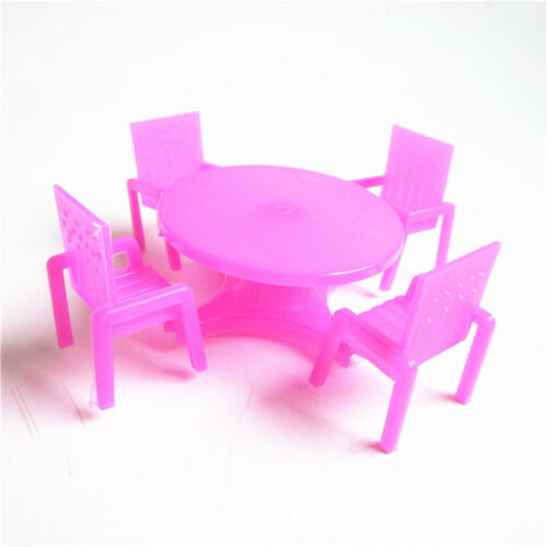 Simulation Mini Stool Chair Furniture Model Toys for Doll House Decoration 1//ÁÍ