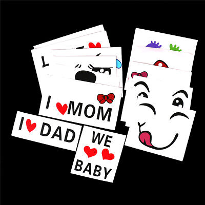 Lovely Pregnant Women Belly Painting Sticker Cute Maternity Photo Props CN