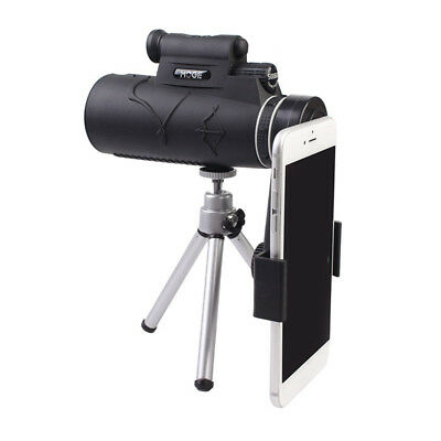 50x60MM LENTE TELESCOPIO MONOCULARE MONOCOLO SUPPORTO CELLULARE CONCERTO PARTITA 2