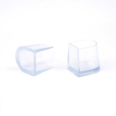 1-5 Pairs Clear Wedding High Heel Shoe Protector Stiletto Cover Stoppers_WK 4