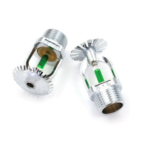 93℃ Upright Pendent  Sprinkler Head For Fire Extinguishing System Protection UK 4