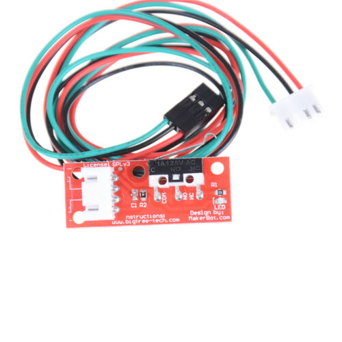 6sets Endstop Limit Mechanical End Stop Switch Cables For CNC 3D Printer Ramp yn
