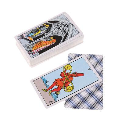 The Rider Tarot Deck Board Game 78X/Set Boxed Playing Card Tarot Rider-waite**