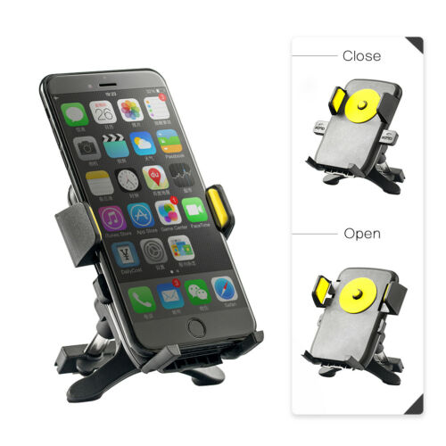 Universal 360°Rotation Car Air Vent Mount Cradle Holder Stand for Cell Phon>v 2