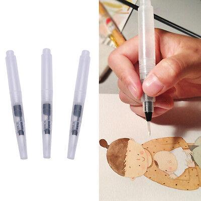 3pcs Pilot Ink Pen für Wasser Pinsel Aquarell Kalligraphie Malerei Werkzeug PT 4