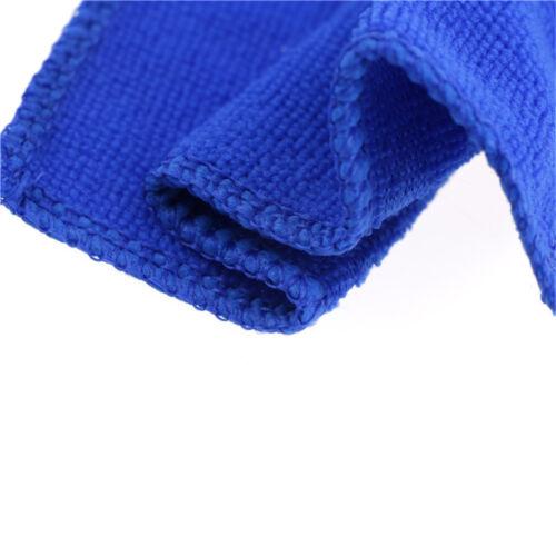 5Pcs Durable Microfiber Cleaning Auto Soft Cloth Washing Cloth Towel Dus bu 7