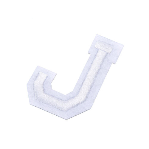 26 letters Embroidery Iron on patch sewn For.clothing applique backpack Motif -L 10