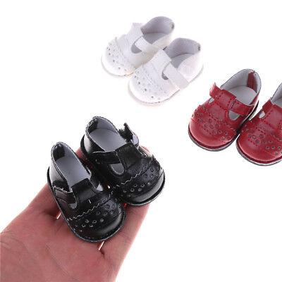 Chaussures de poupée bracelet en cuir pu pour 16''poupées Sharon TRIFR 4
