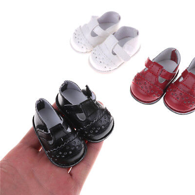 Doll Shoes Strap PU Leather Shoes For 16'' Dolls Clothing Accessories XS 4