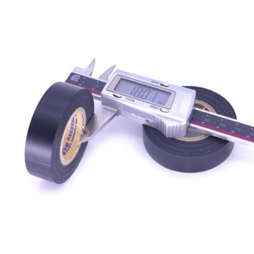 1 Pc/Set 18Mm X 25M Pvc Electrical Insulation Waterproof Tape Flame Retardant  I