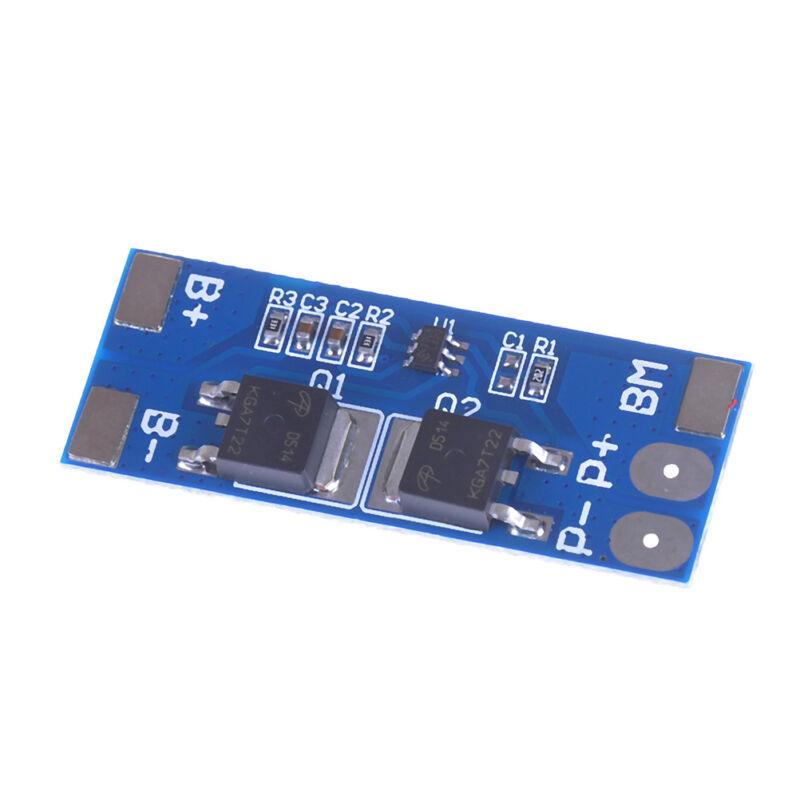 2S 8A 7.4V w/ Balance 18650 Li-ion lithium battery BMS charger protection boa Nj 5