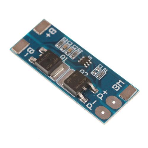 2S Li-Ion Lithium-Batterie 18650 Ladegerät Pcb Schutzplatine 8A 7.4V 8.4V CBL