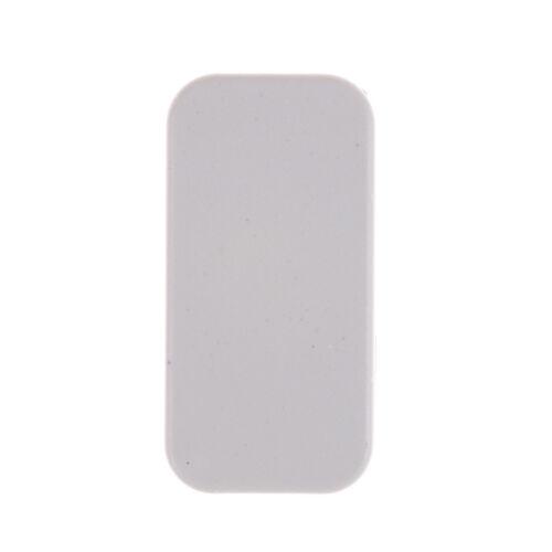 5pcs White Plastic Black Waterproof Case Project Junction Box 40*20*11mm RI 2