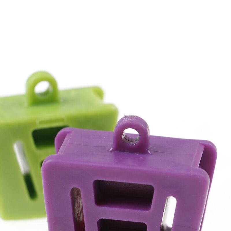 3PC Zahnärztlich Silikon Mund Beißen Gummi Öffner Retraktor Latex Zähne Werkz li 10