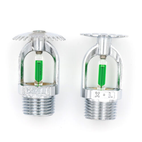 93℃ Upright Pendent Fire Sprinkler Head For Fire ExtinguishingSystem-Protecti gt 3