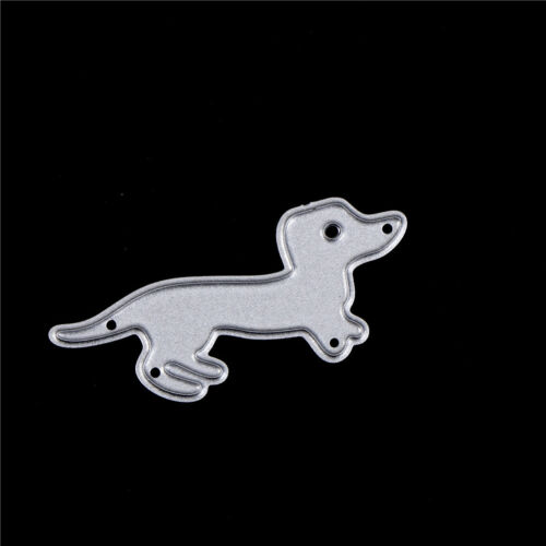 dog with bones scrapbook cuttings dies metal die cuts for diy scrapbook decor EL 6