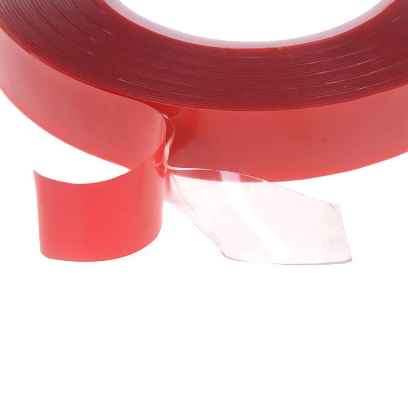 Le gel acrylique de haute résistance adhésif double face aucun ruban VHB d'au IY 8