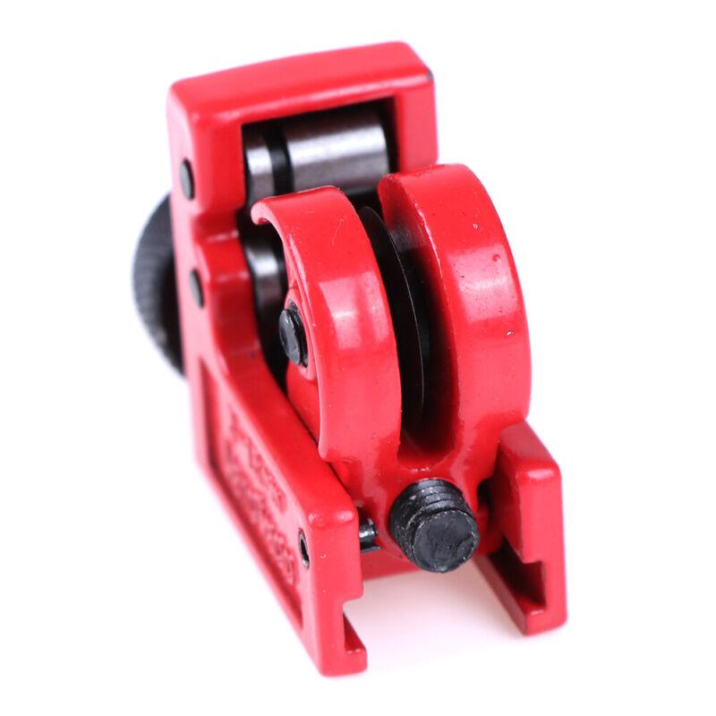 """Mini coupe-tube pour tuyaux 1/8 """"à 5/8"""" OD Cuivre Laiton Aluminium Outil de OFQ 8"""