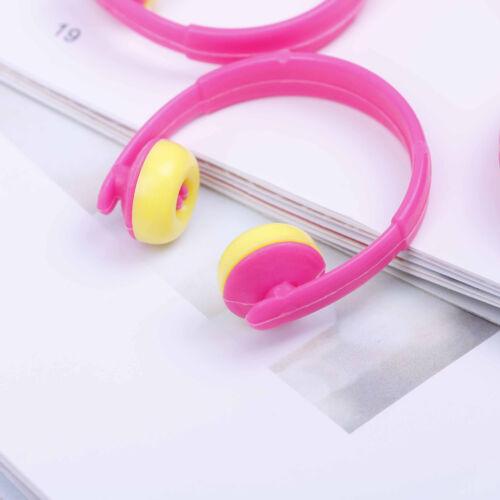 5PCS For Doll acessories plastic headphones multicolor mixed Pip CABLCA 7