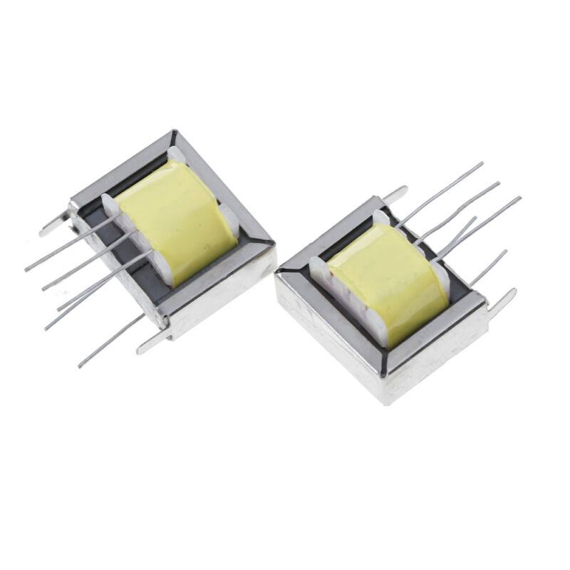 2Pcs audio output transformer 1:1 EI-19 EI19 800:800 high quality SH 7