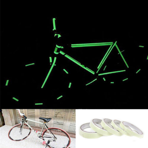 Luminous Tape Waterproof Self-adhesive Glow In The Dark Safety Stage Home TB 2