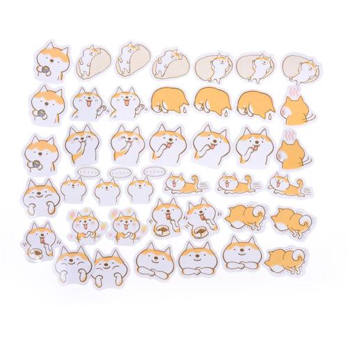 45x Stickers Decor DIYAblum Diary Scrapbooking Label Sticker Kawaii StationerySC