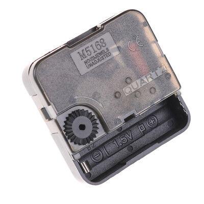 15mm hilo largo silencioso silencio reloj de cuarzo mecanismo de movimientoDIYF3 3