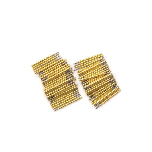 100pcs P75-J1 Dia 1.02mm 100g Spring Test Probe Pogo Pin T9