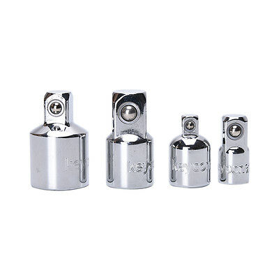 "Lock Ratchet Socket Adapter Reducer Converter Set Tool Kit 1//4/"" 3//8/"" 1//2/""to TTDO"